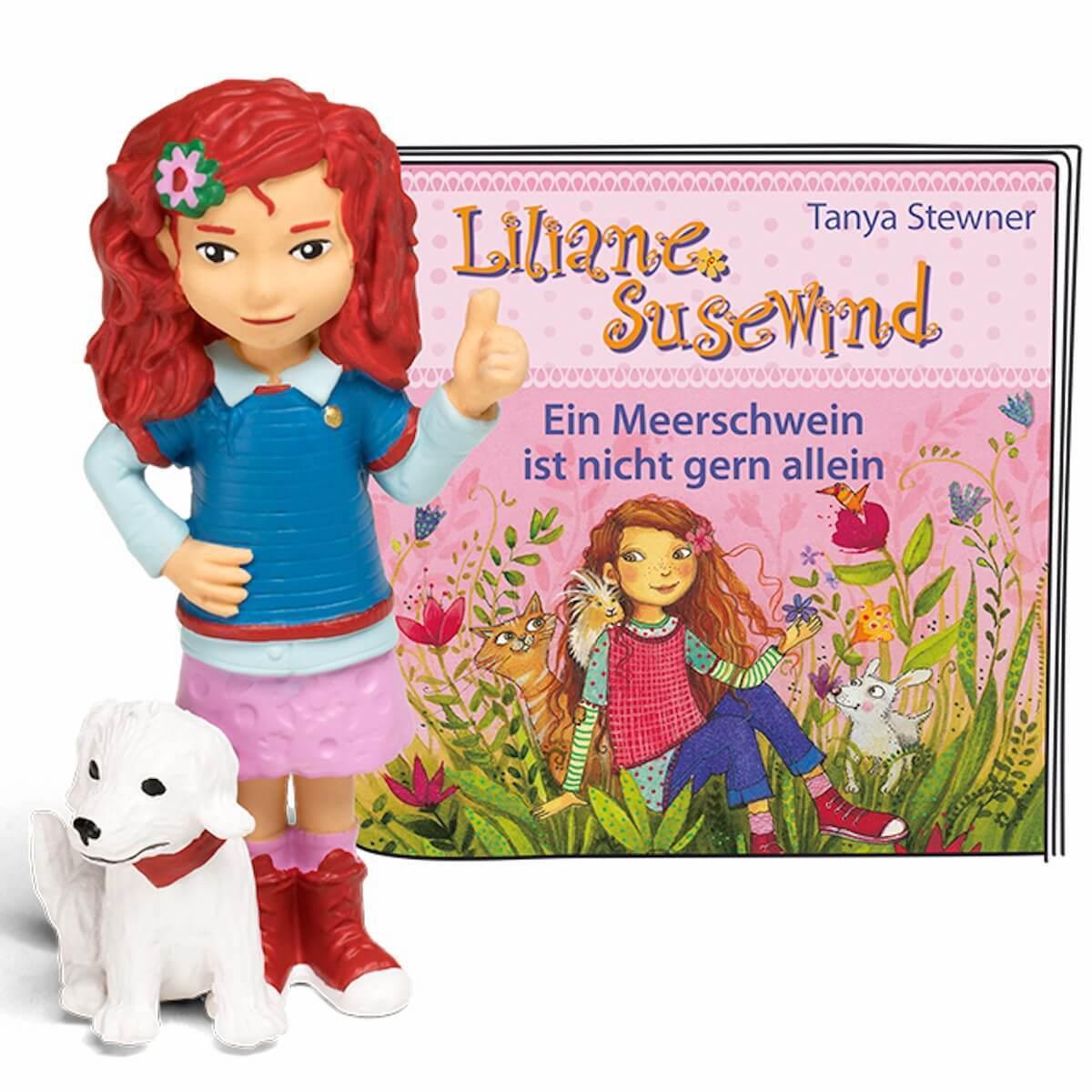 Hörspielfigur TONIES Liliane Susewind Ein Meerschwein ist nicht gern allein