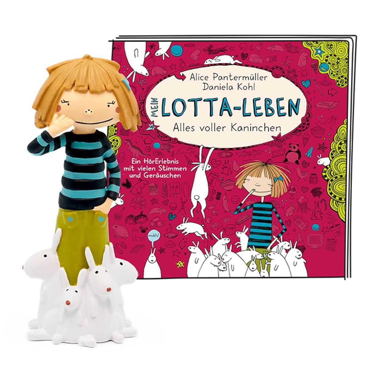 Hörspielfigur TONIES Mein Lotta-Leben Alles voller Kaninchen