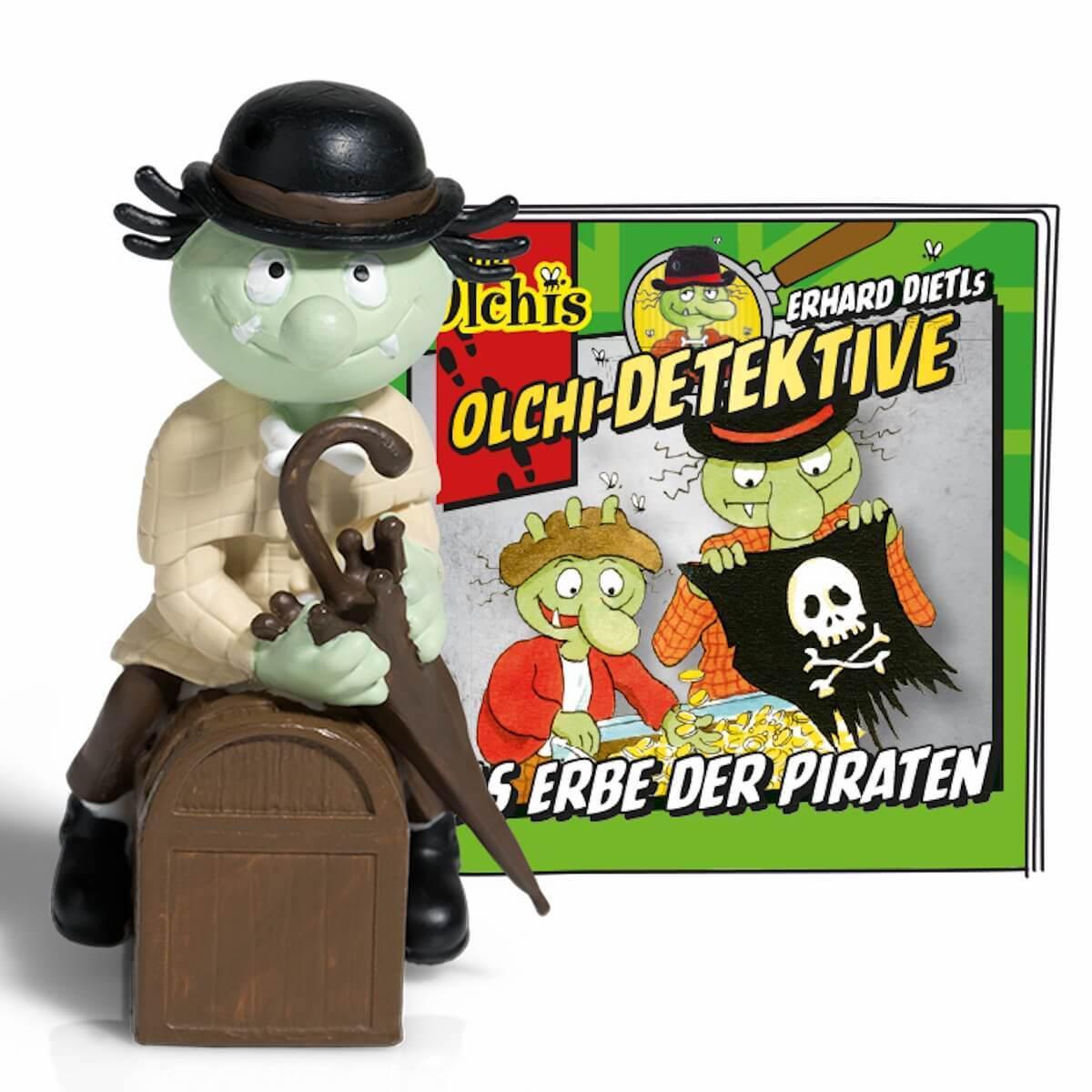 Hörspielfigur TONIES Olchi-Detektive Das Erbe der Piraten