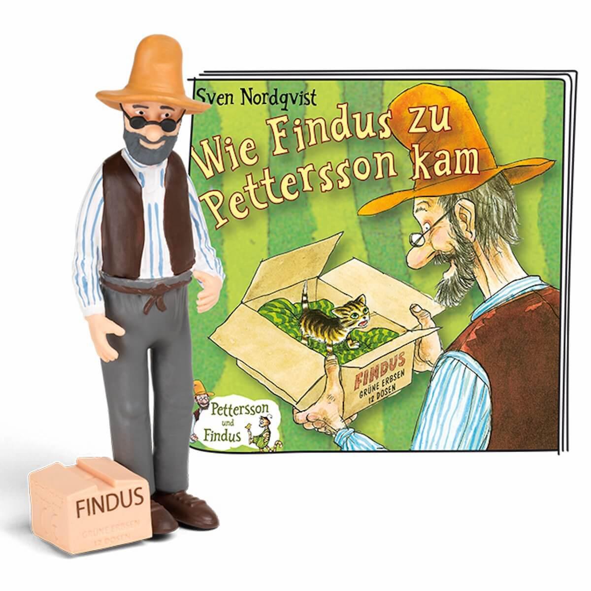 Hörspielfigur TONIES Petterson und Findus Wie Findus zu Pettersson kam