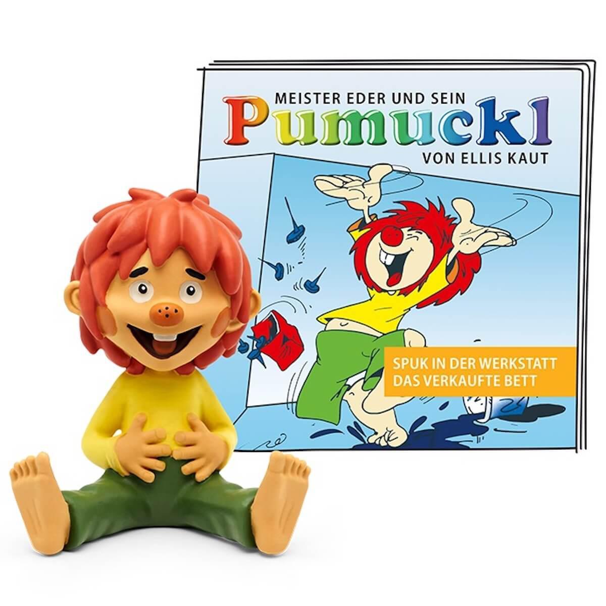 Hörspielfigur TONIES Pumuckl-Spuk in der Werkstatt