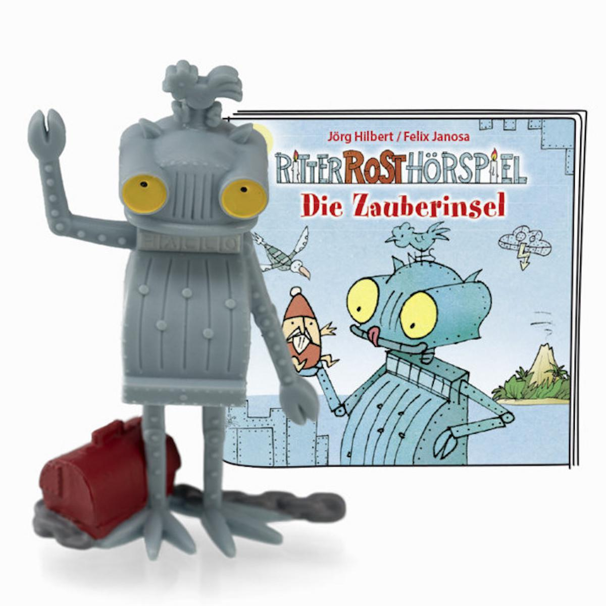 Hörspielfigur TONIES Ritter Rost Die Zauberinsel