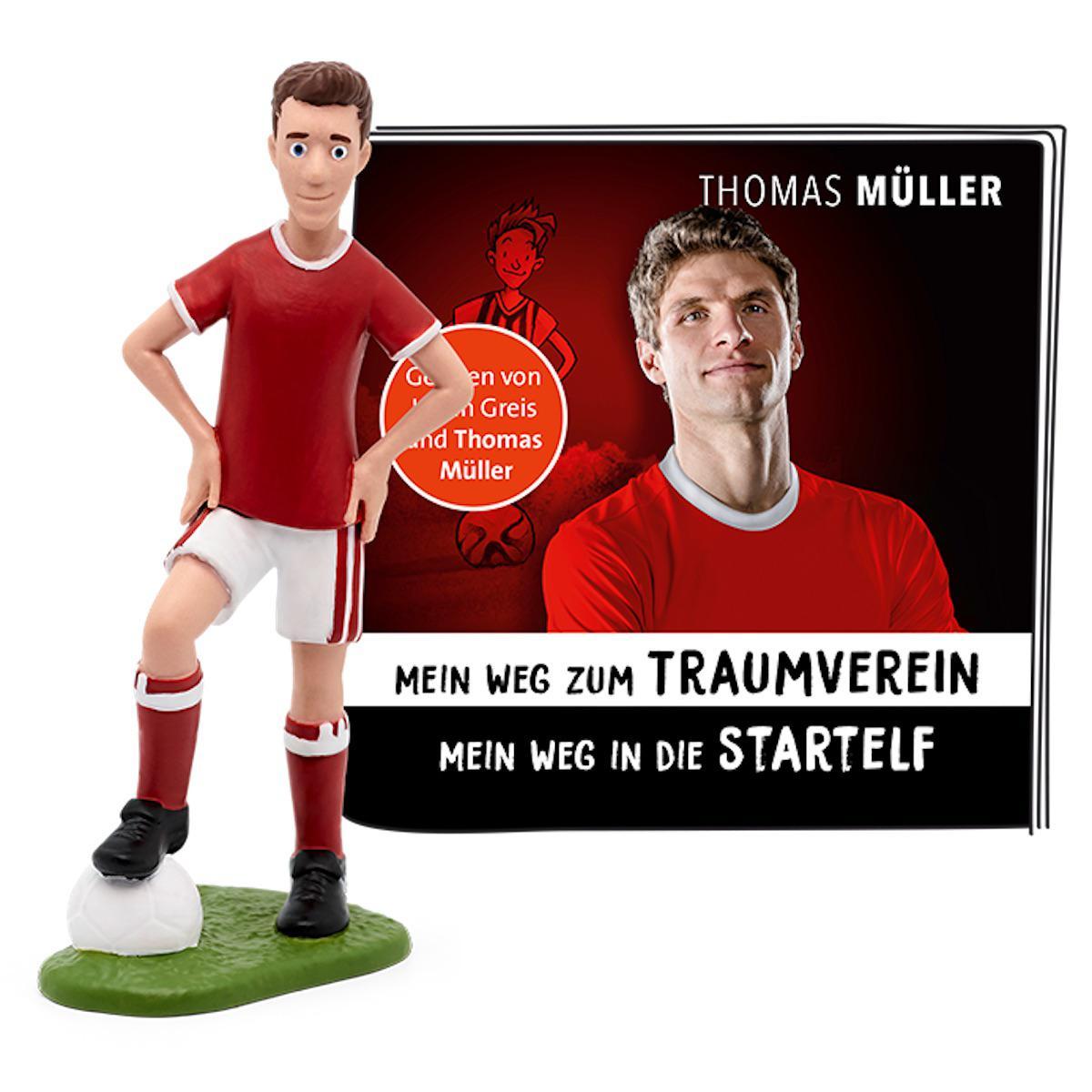 Hörspielfigur TONIES Thomas Müller Mein Weg zum Traumverein