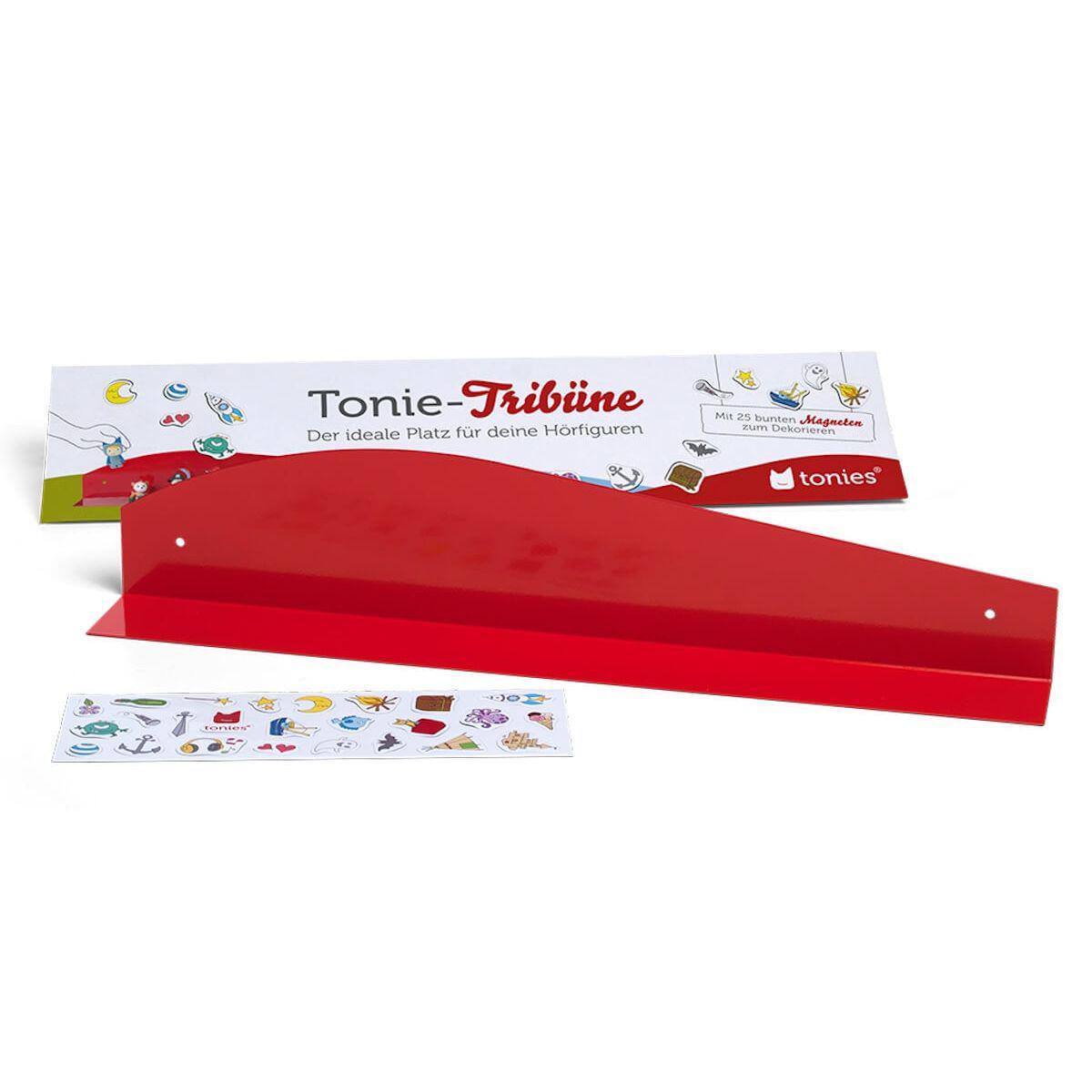 Hörspielfigur TONIES Tonie-Tribüne Rot