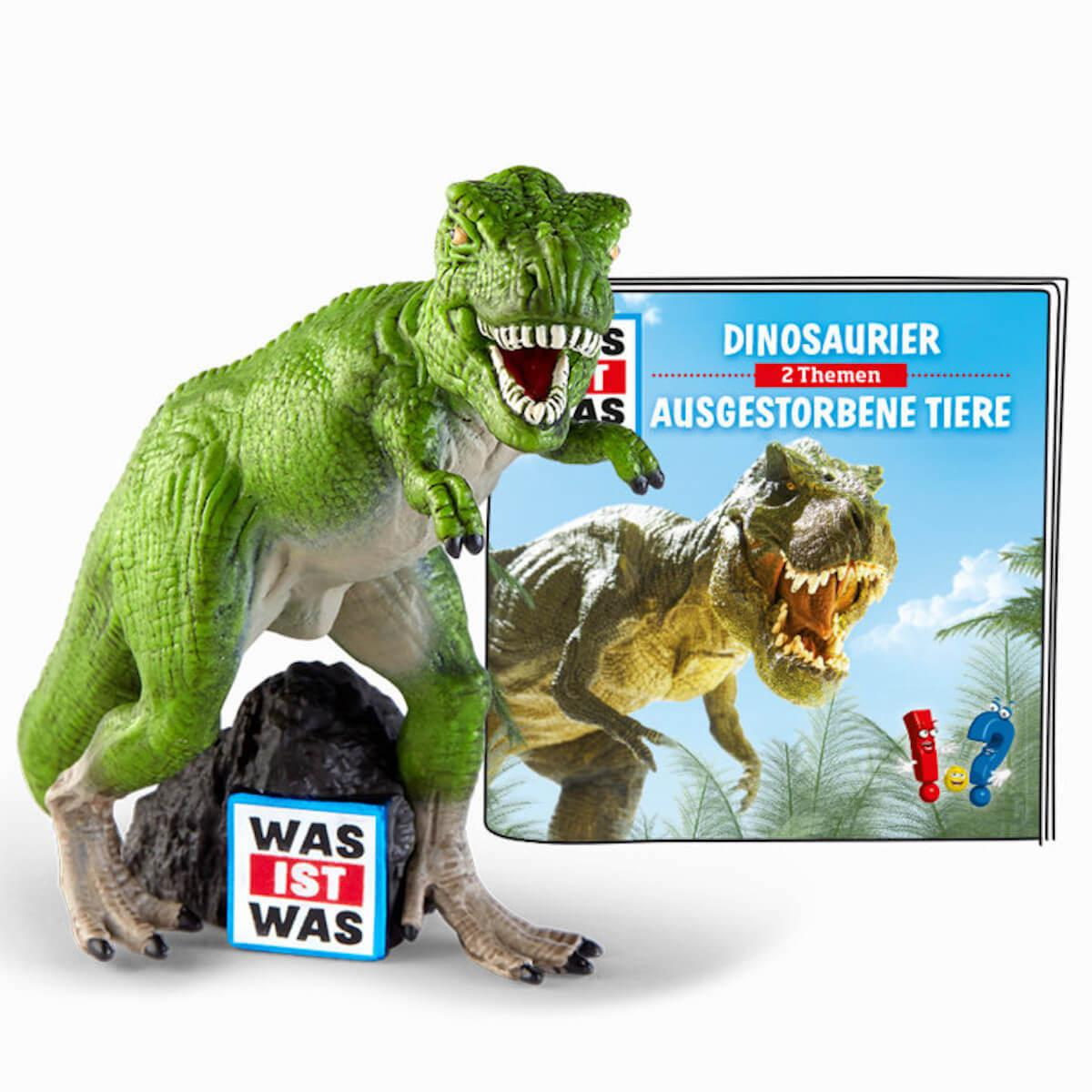 Hörspielfigur TONIES WAS IST WAS Dinosaurier ausgestorbene Tiere