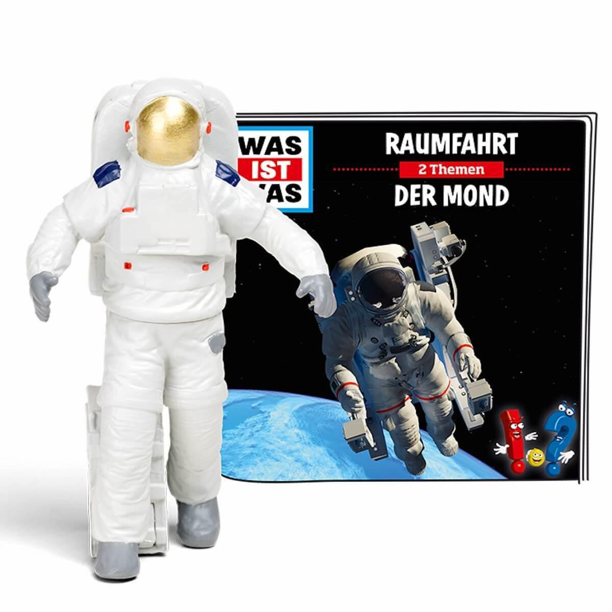 Hörspielfigur TONIES WAS IST WAS Raumfahrt / Der Mond