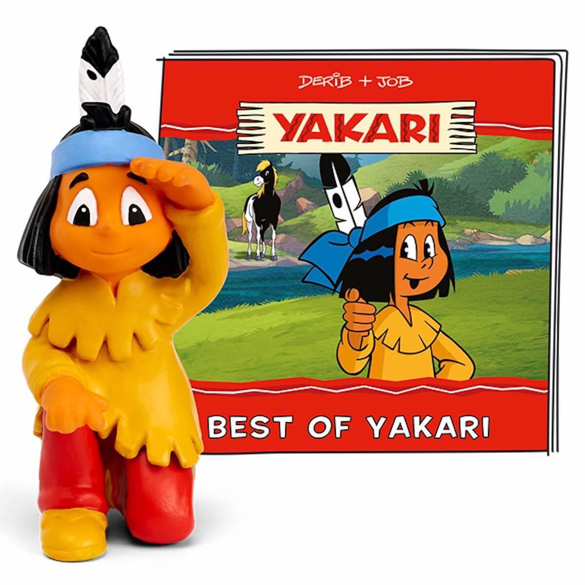 Hörspielfigur TONIES Yakari Best of Yakari