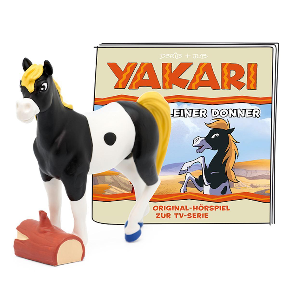 Hörspielfigur Yakari Best of kleiner Donner