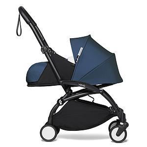Kinderwagen BABYZEN YOYO² 0+ schwarz-Air France