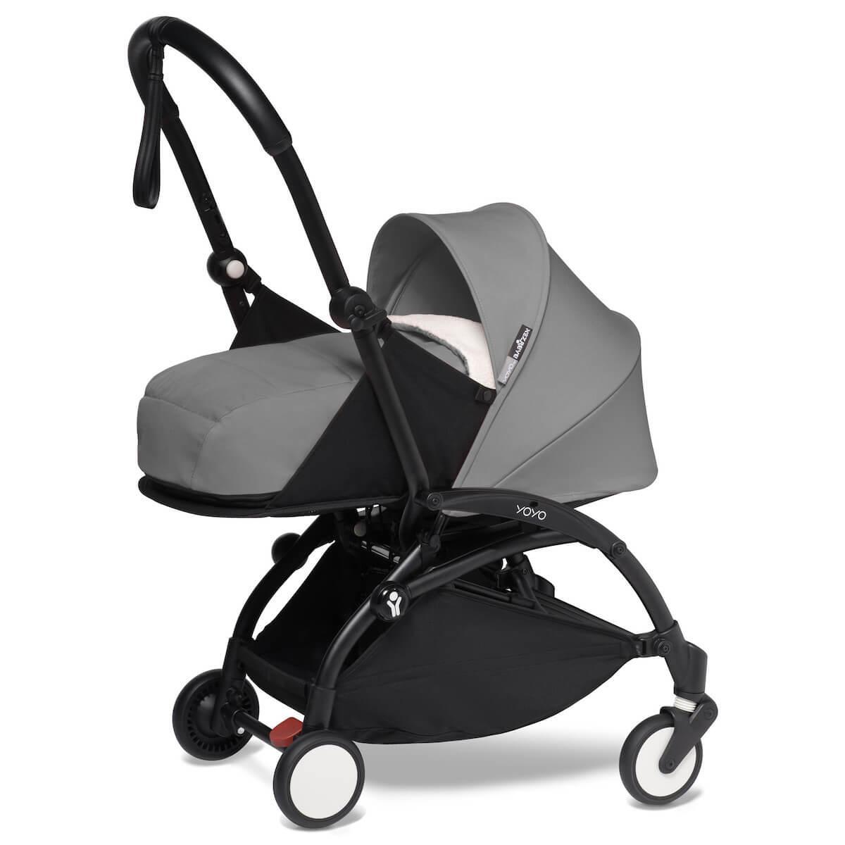 Kinderwagen BABYZEN YOYO² 0+ Schwarz-grau
