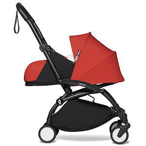 Kinderwagen BABYZEN YOYO² 0+ Schwarz-rot
