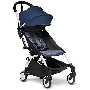Kinderwagen BABYZEN YOYO² all-in-one 0+/6+ und Autositz weiß-Air France