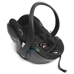 Kinderwagen BABYZEN YOYO²  all-in-one Wanne/Autositz/6+ weiß-schwartz