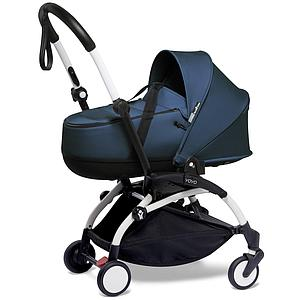 Kinderwagen BABYZEN YOYO² Wanne Weiß-air france