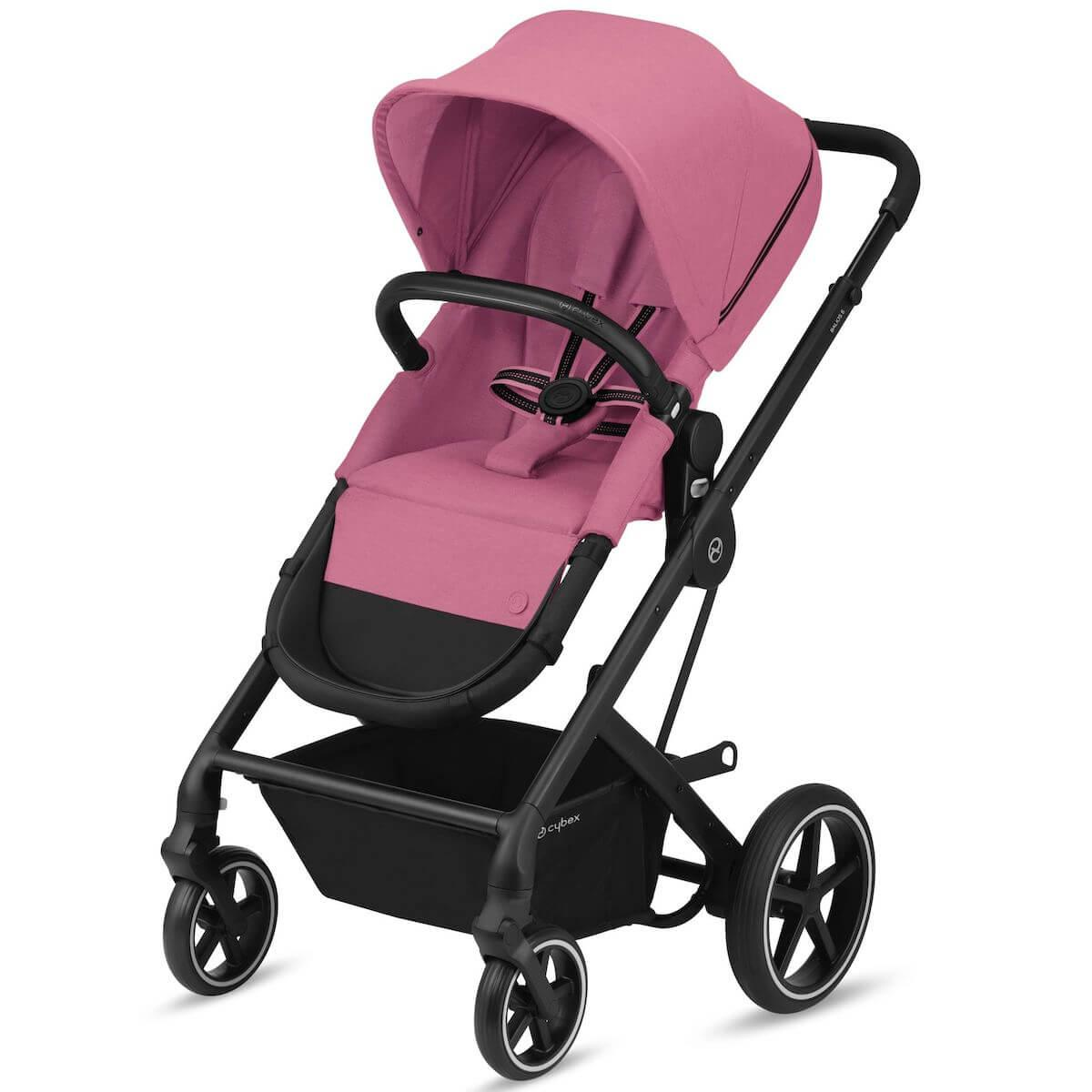 Kinderwagen BALIOS S LUX BLK Cybex Magnolia Pink