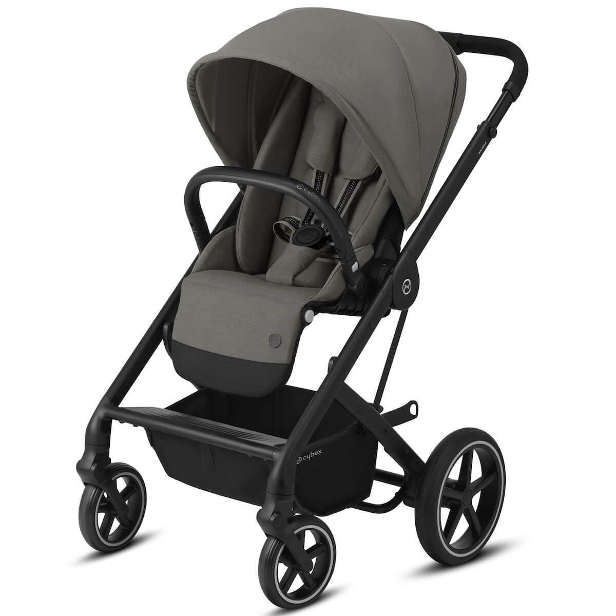 Kinderwagen BALIOS S LUX BLK Cybex Soho Grey