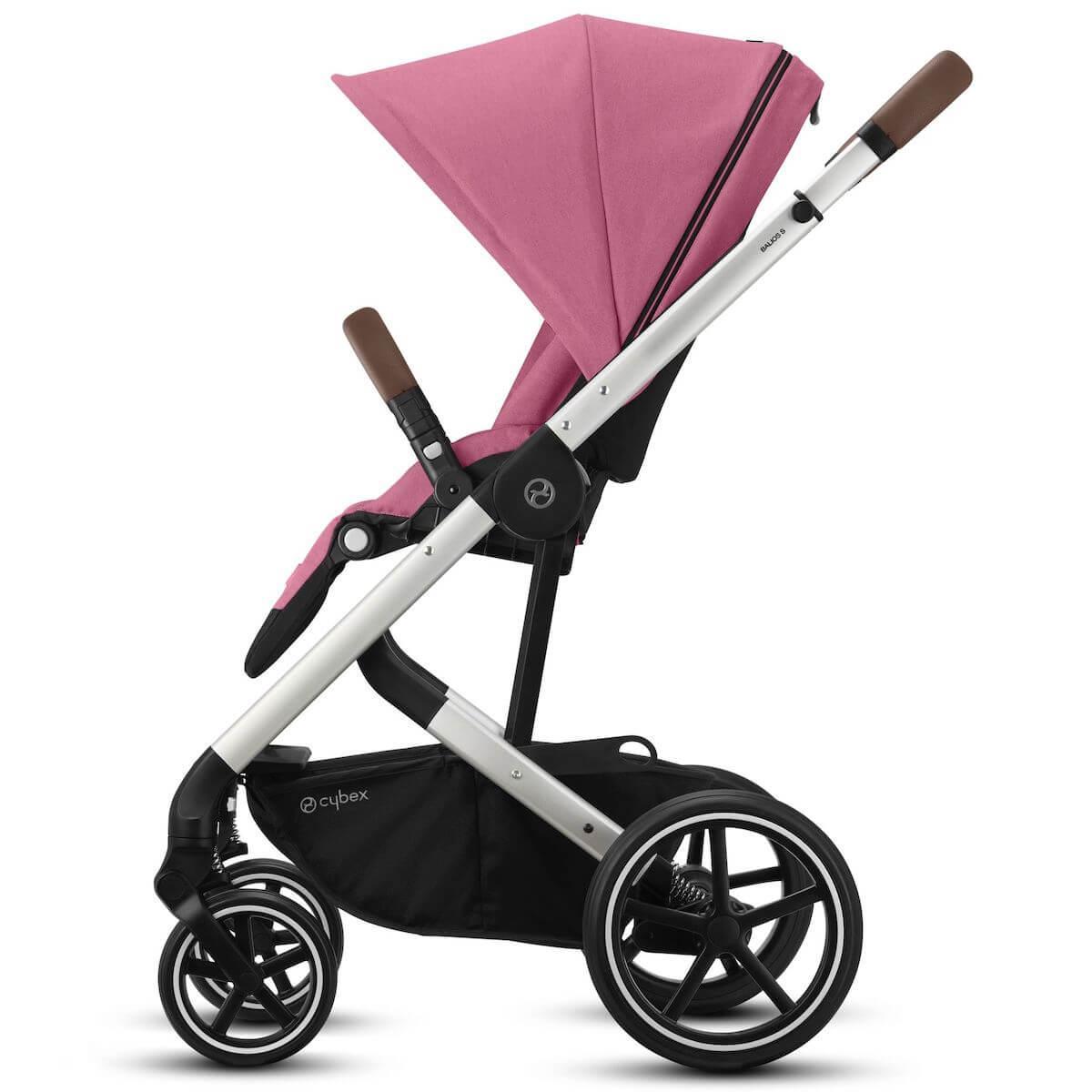Kinderwagen BALIOS S LUX SLV Cybex Magnolia Pink