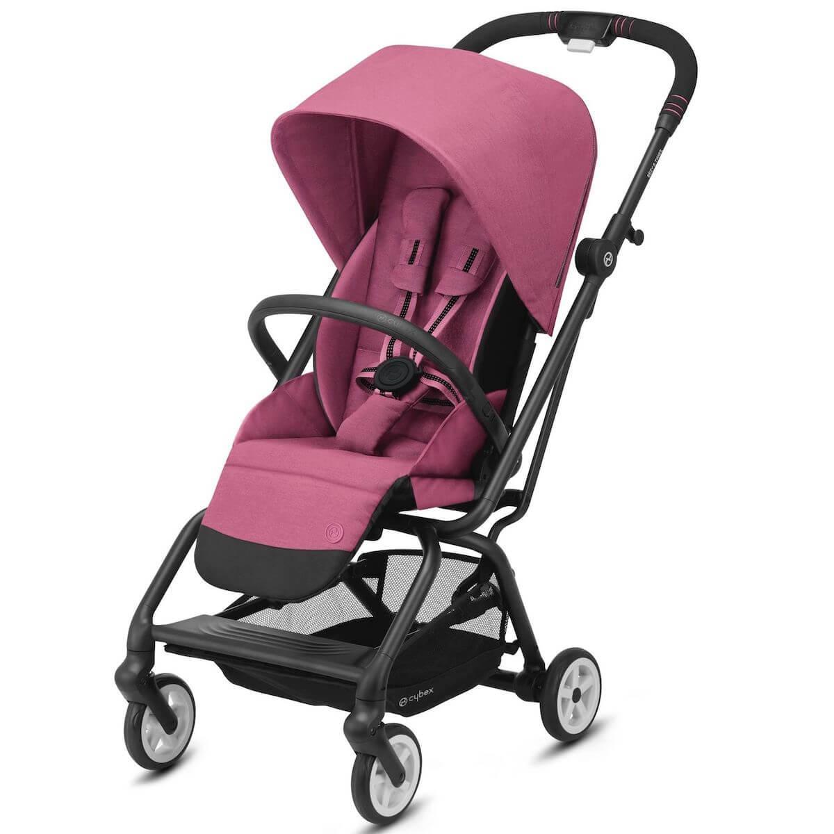 Kinderwagen EEZY S TWIST BLK Cybex Magnolia Pink