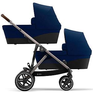 Kinderwagen GAZELLE S TPE Cybex Navy blue