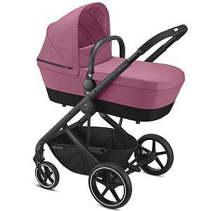 Kinderwagen komplett BALIOS S 2in1 BLK Cybex Magnolia Pink