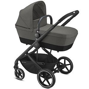 Kinderwagen komplett BALIOS S 2in1 BLK Cybex Soho Grey