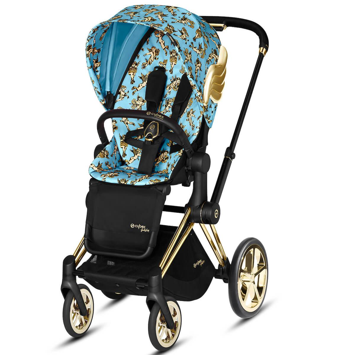 Kinderwagen PRIAM Cybex Cherub Blue