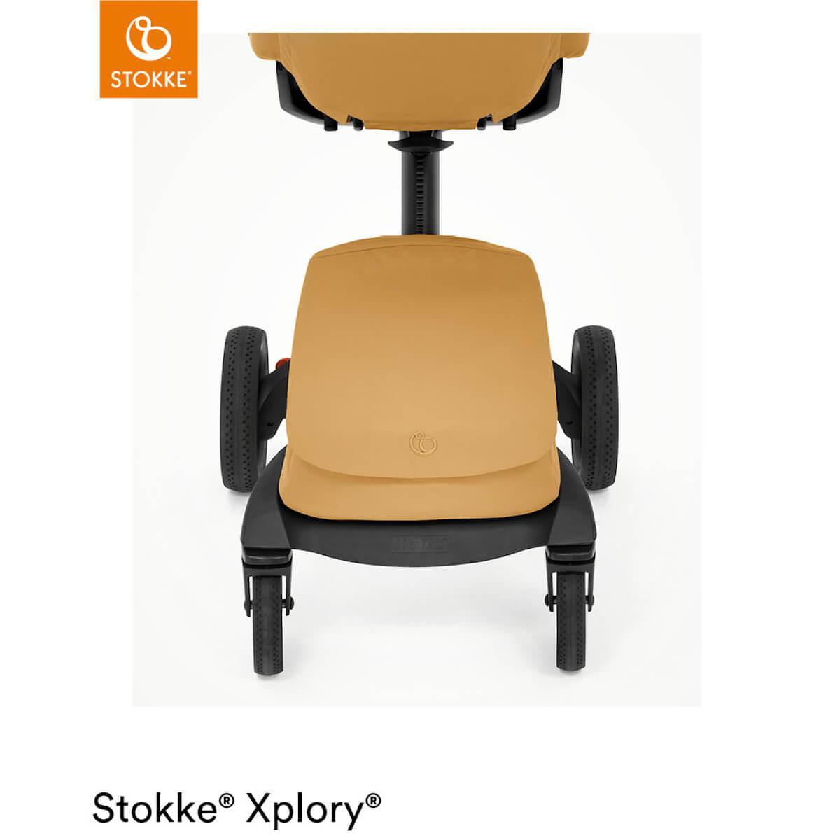 Kinderwagen XPLORY X Stokke Golden Yellow