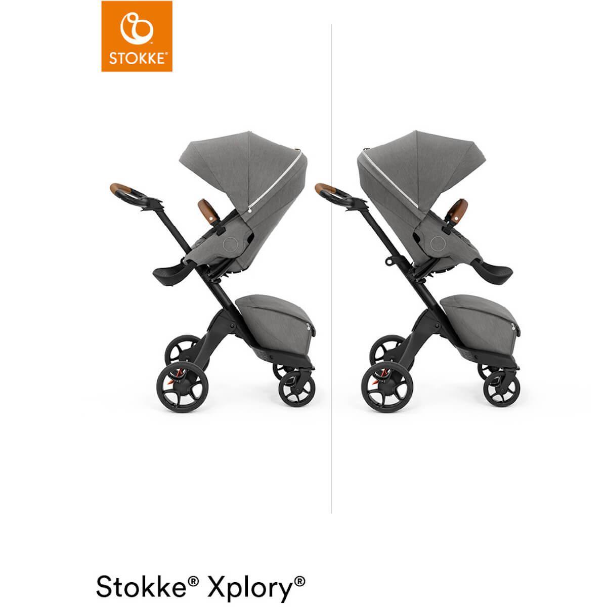 Kinderwagen XPLORY X Stokke Modern Grey