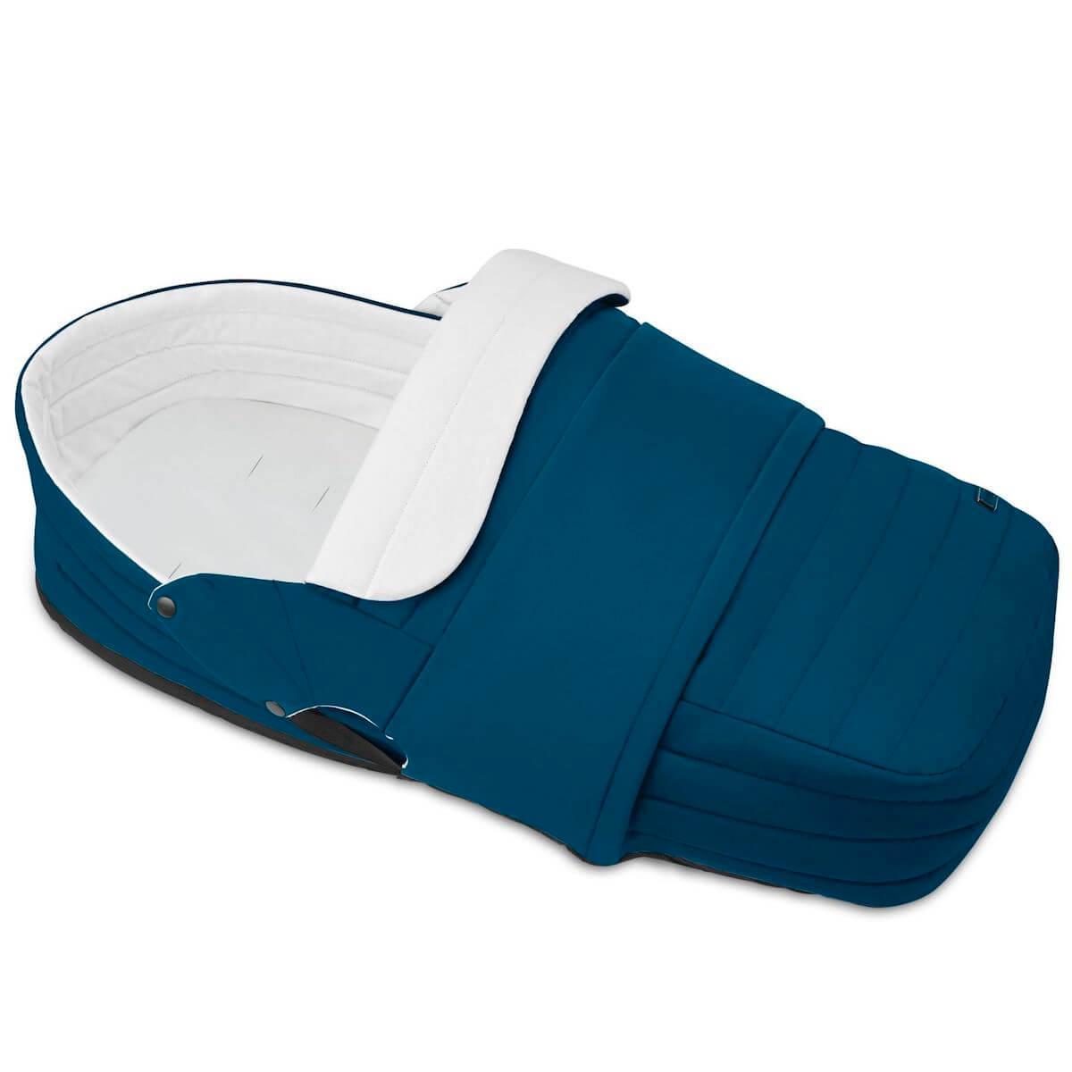 Kinderwagenaufsatz leicht PLATINUM Cybex Mountain Blue