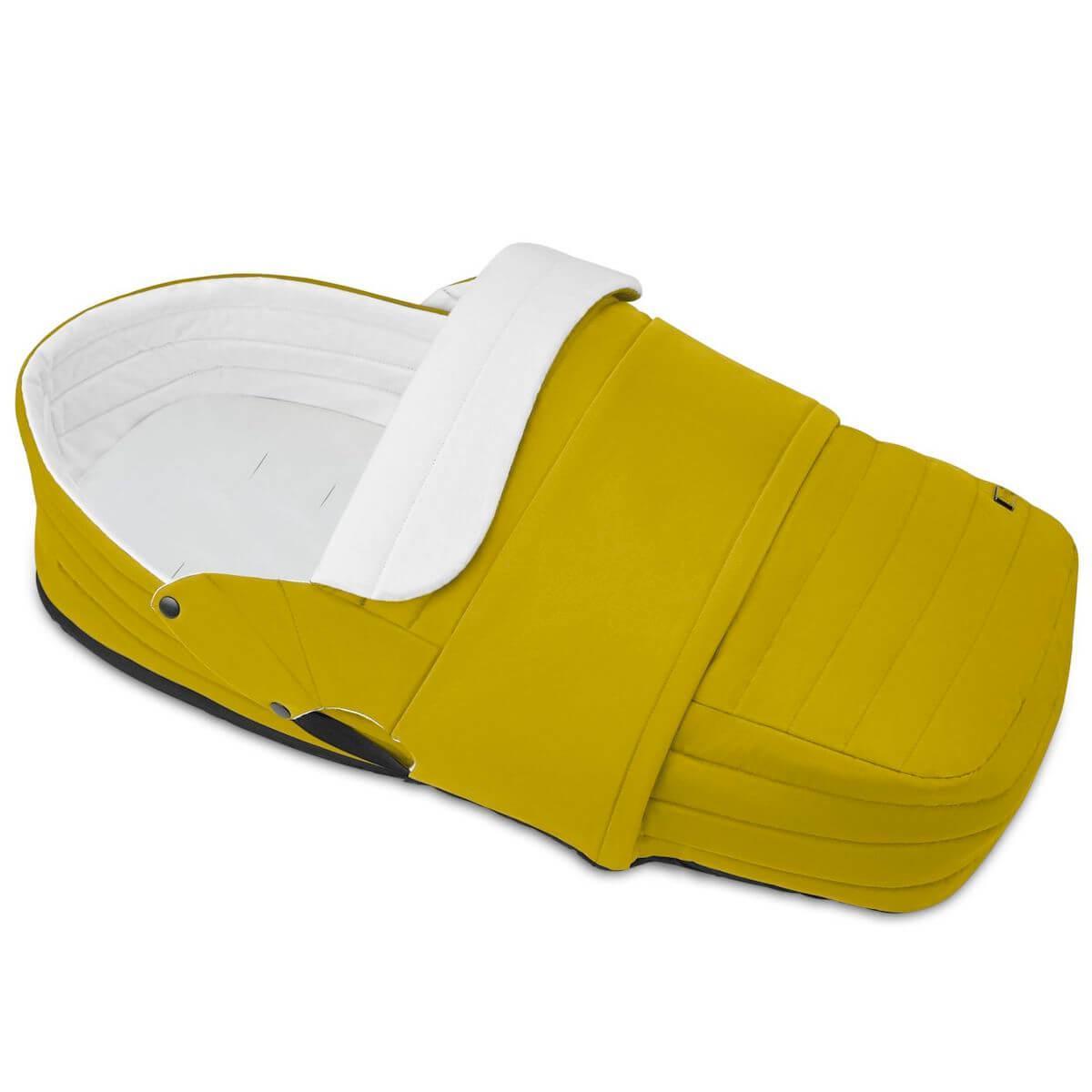 Kinderwagenaufsatz leicht PLATINUM Cybex Mustard Yellow