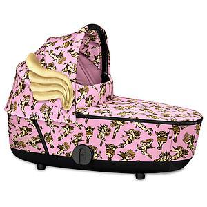 Kinderwagenaufsatz Lux MIOS Cybex Cherub Pink