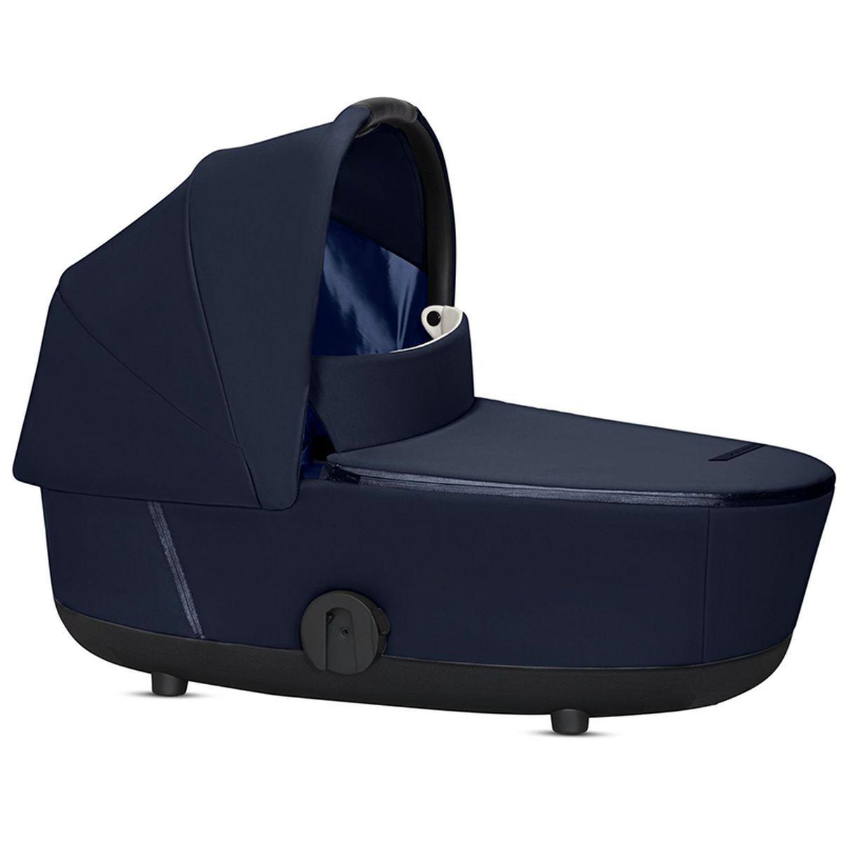 Kinderwagenaufsatz Lux MIOS Cybex Indigo Blue