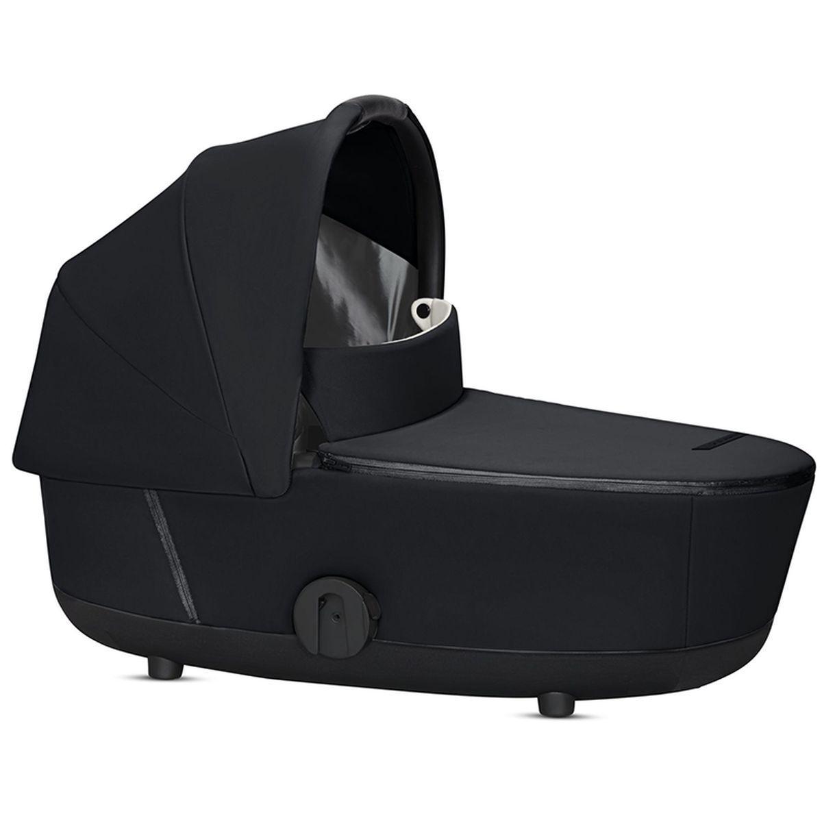 Kinderwagenaufsatz Lux MIOS Cybex Premium Black
