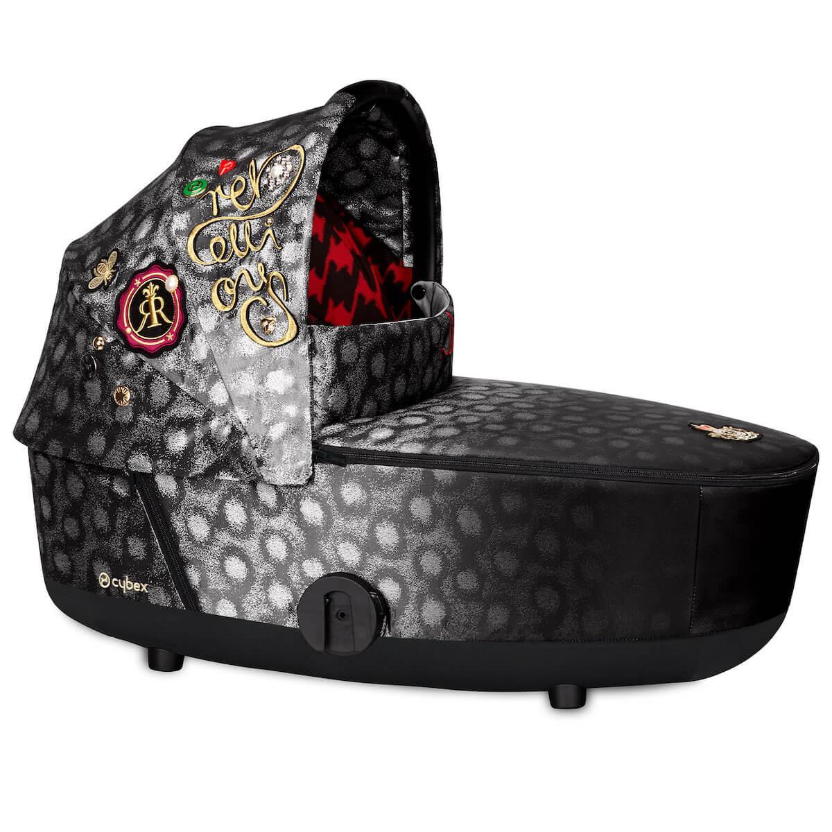Kinderwagenaufsatz Lux MIOS Cybex Rebellious