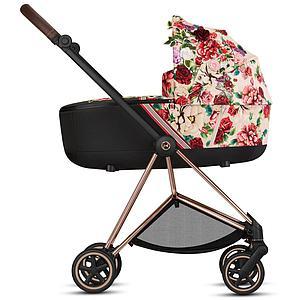Kinderwagenaufsatz Lux MIOS Cybex Spring Blossom Light-light beige