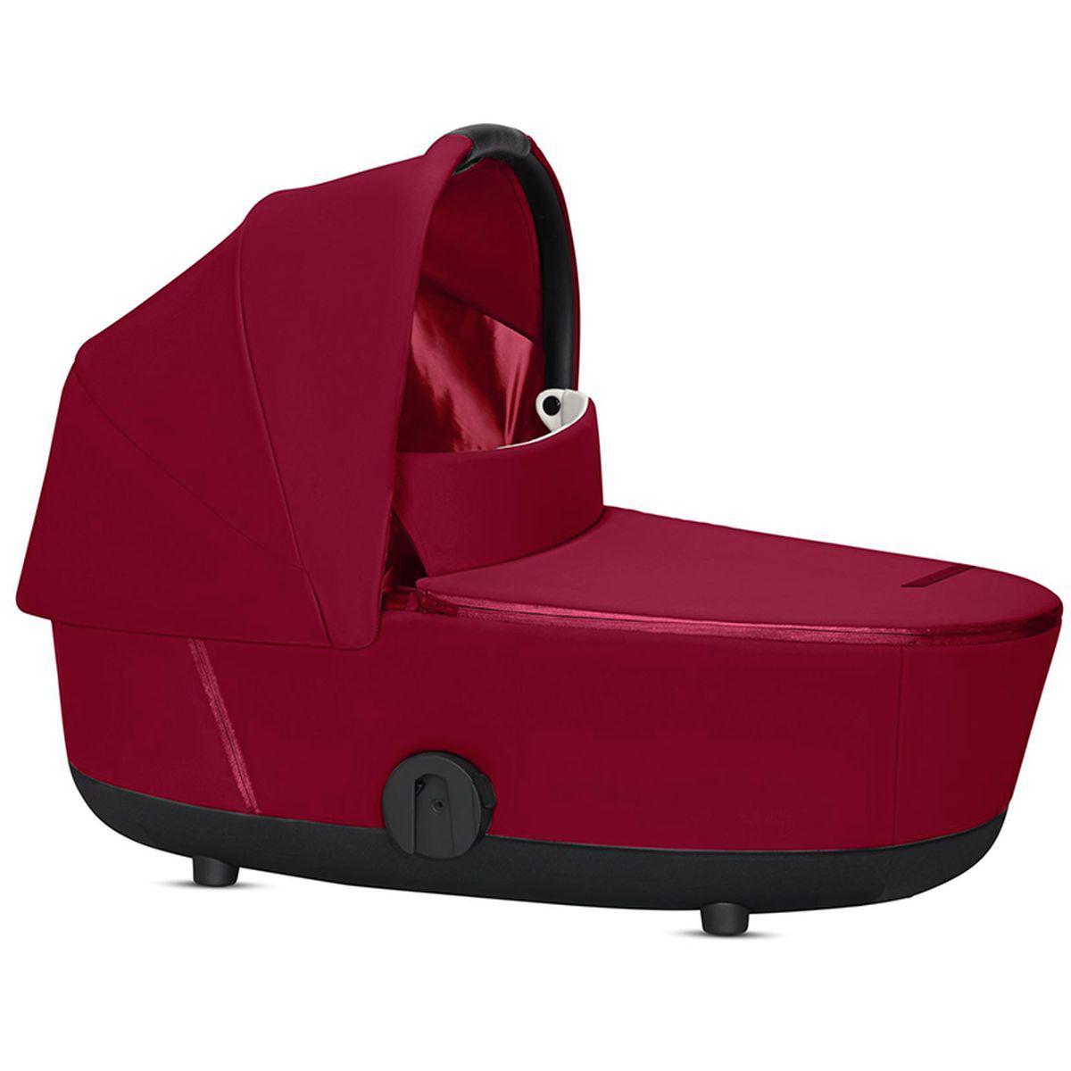 Kinderwagenaufsatz Lux MIOS Cybex True Red