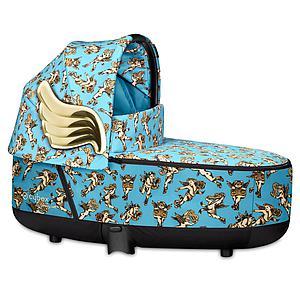Kinderwagenaufsatz Lux PRIAM Cybex Cherub Blue