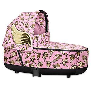 Kinderwagenaufsatz Lux PRIAM Cybex Cherub Pink