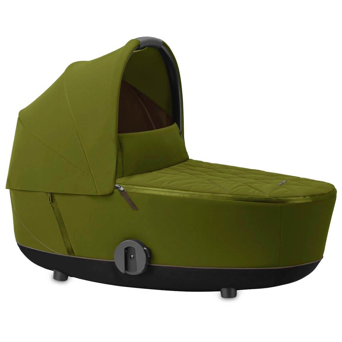 Kinderwagenaufsatz luxe MIOS Cybex Khaki Green