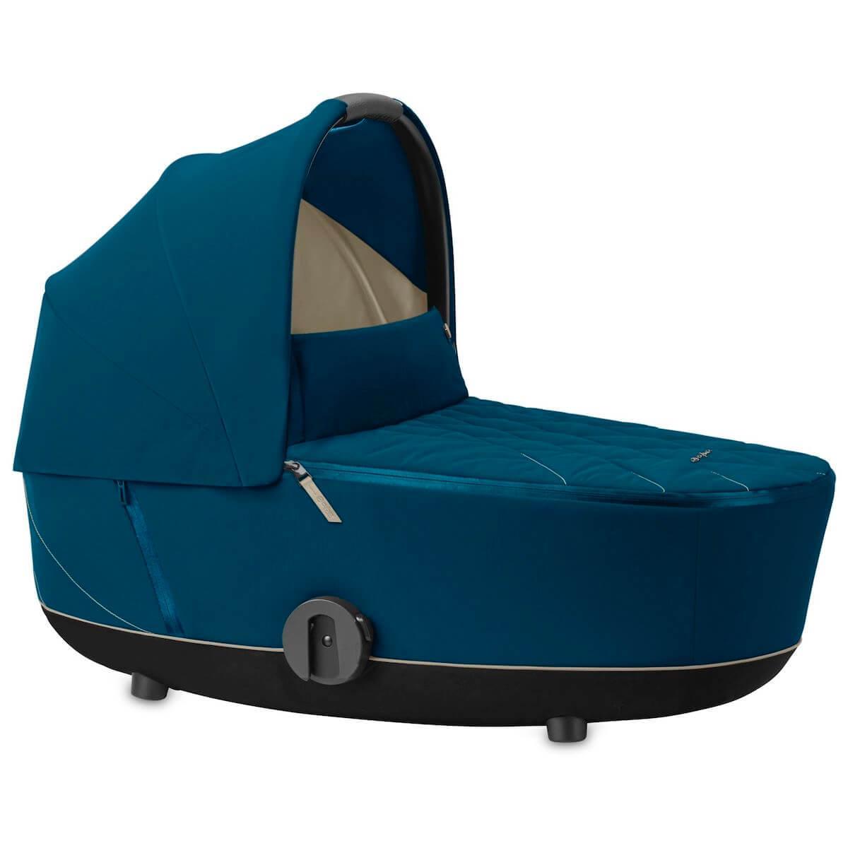 Kinderwagenaufsatz luxe MIOS Cybex Mountain Blue