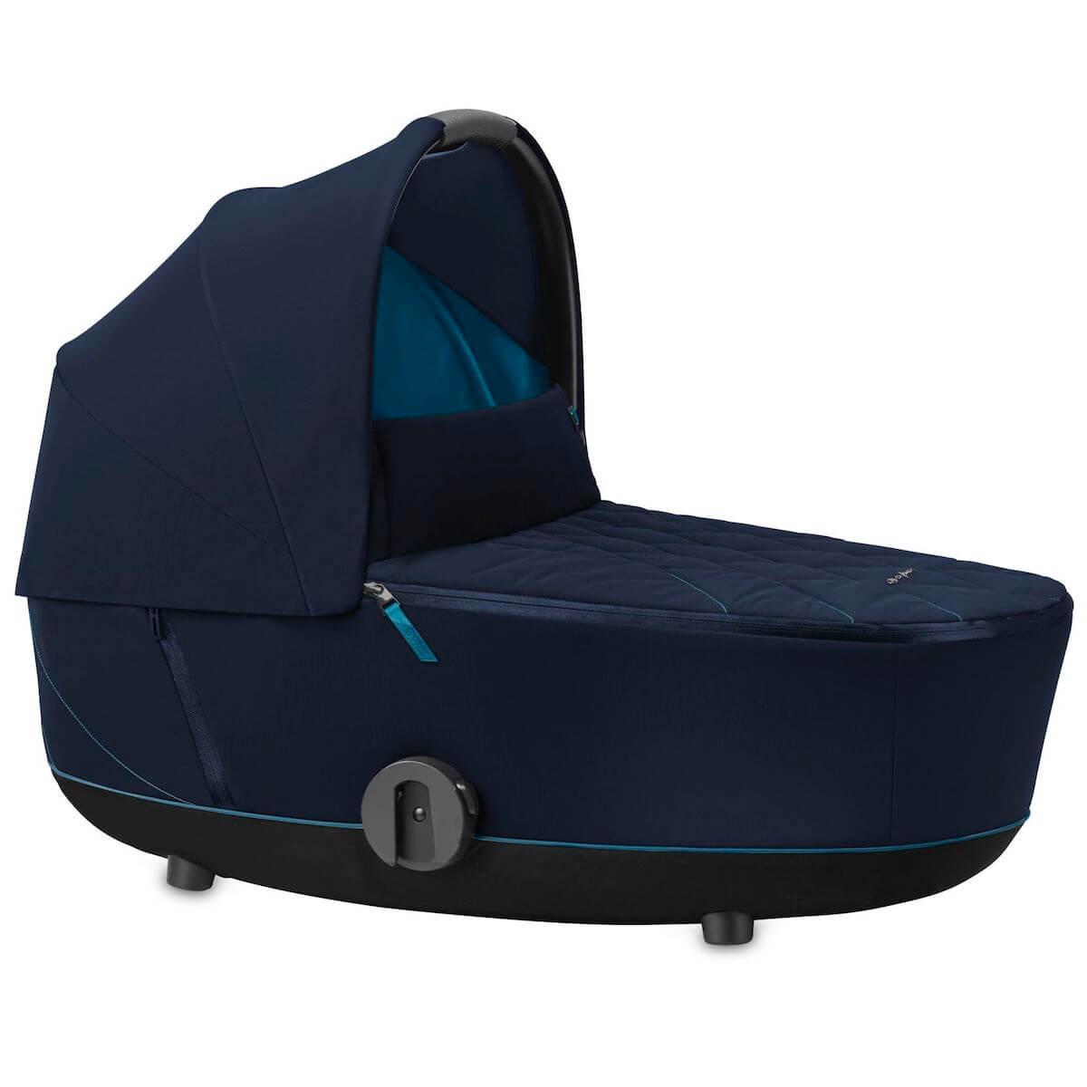 Kinderwagenaufsatz luxe MIOS Cybex Nautical Blue