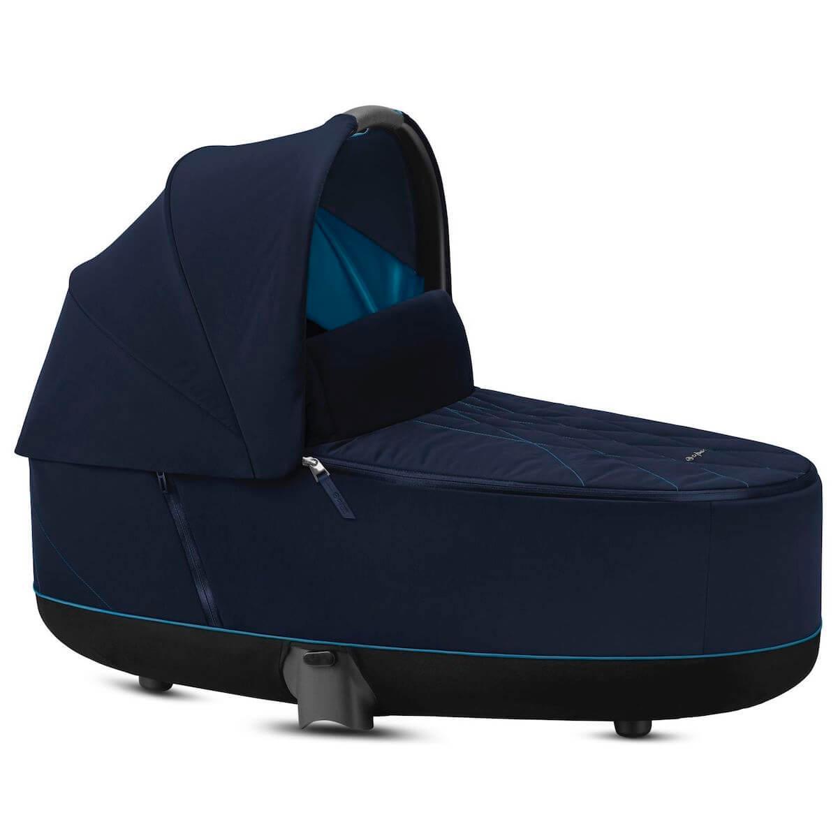 Kinderwagenaufsatz luxe PRIAM Cybex Nautical Blue