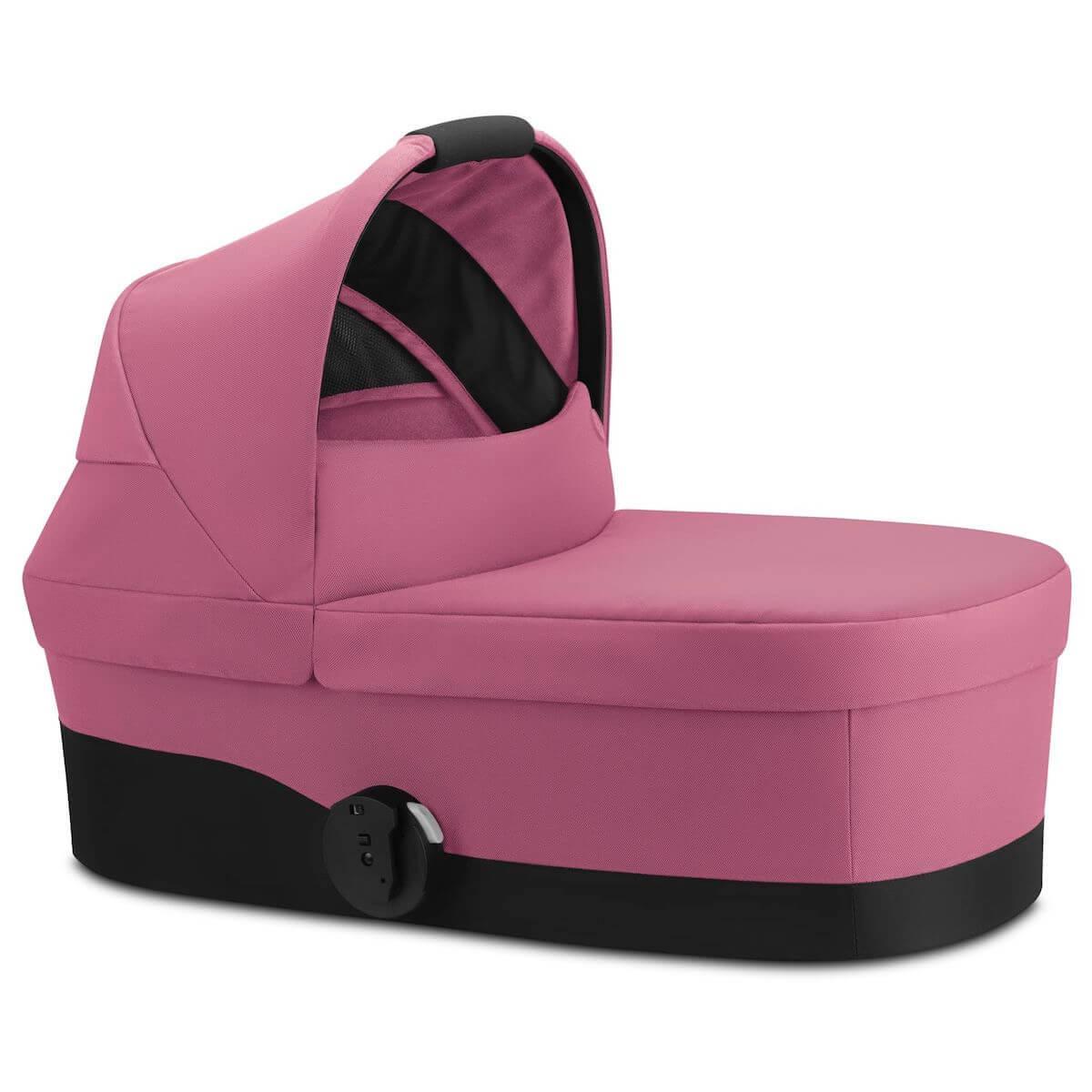 Kinderwagenaufsatz S Cybex Magnolia Pink
