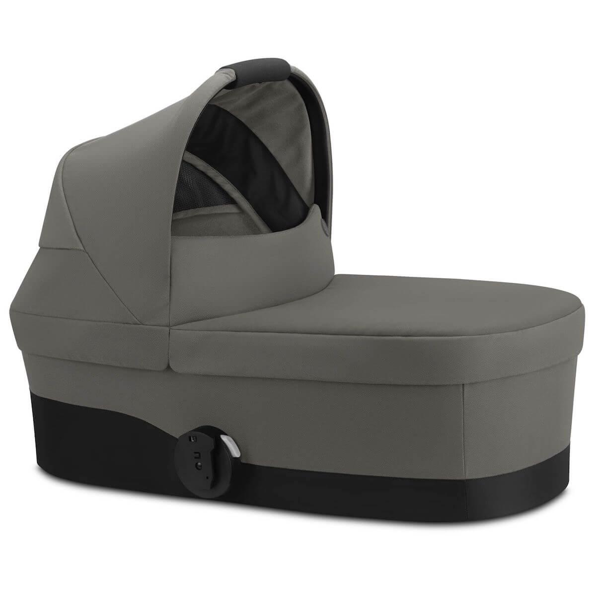 Kinderwagenaufsatz S Cybex  Soho Grey