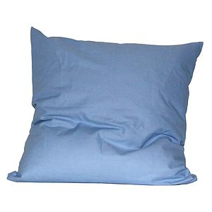 Kissen gross 60x60 DELUXE de Breuyn in hellblau