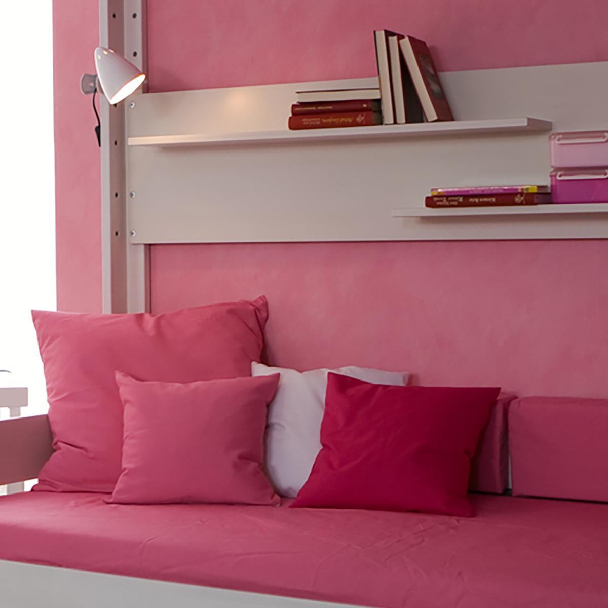 Kissen gross 60x60 DELUXE de Breuyn in rosa