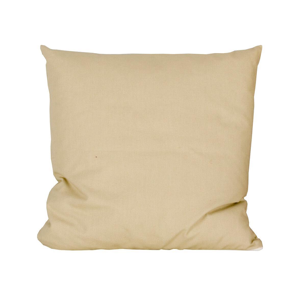 Kissen klein 40x40 DELUXE de Breuyn in beige