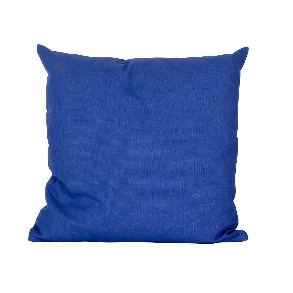Kissen klein 40x40 DELUXE de Breuyn in dunkelblau