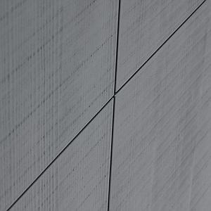 Kleiderschrank 2 Türen MILO Bopita Steel Grey