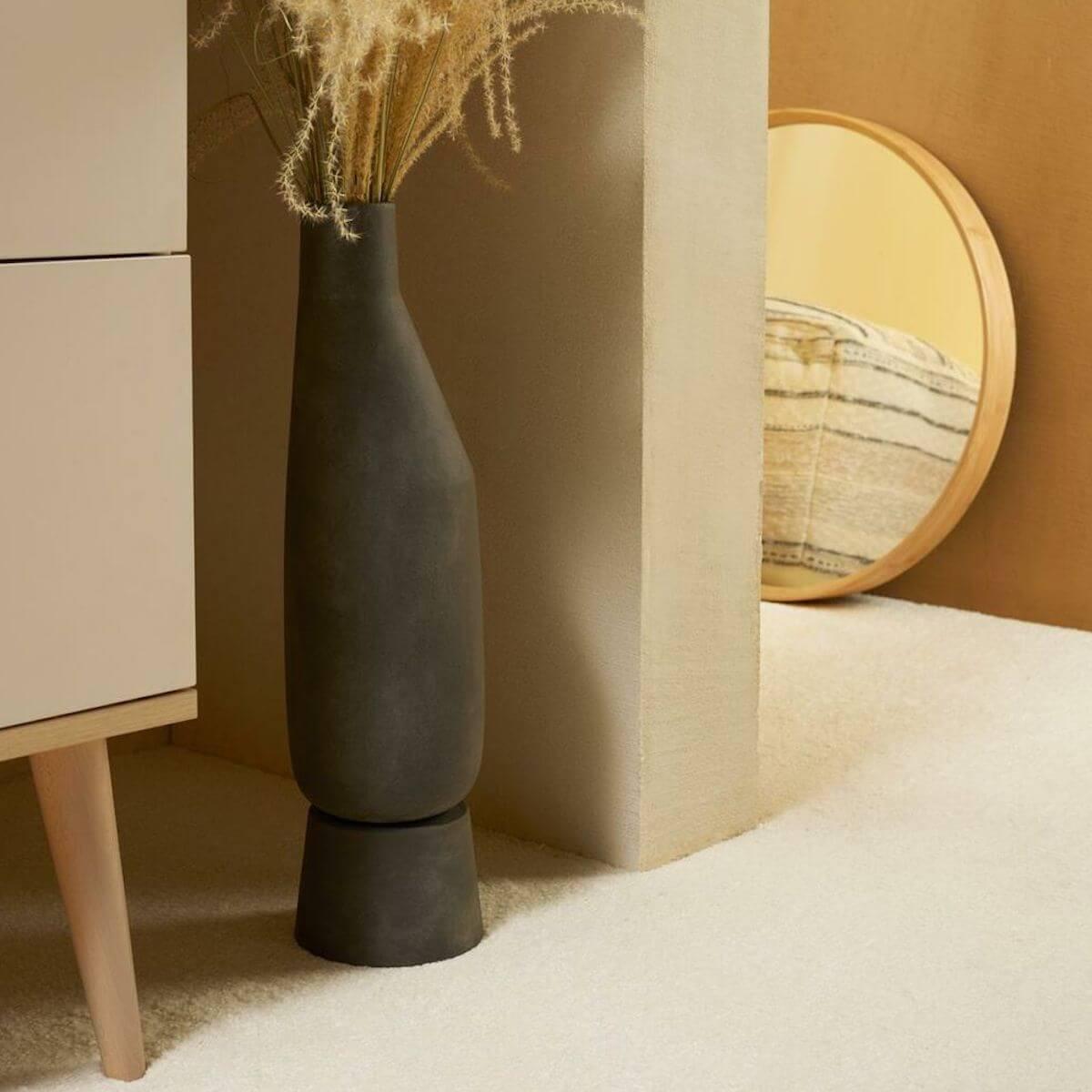 Kleiderschrank XL FLOW Quax Eiche natur-Clay